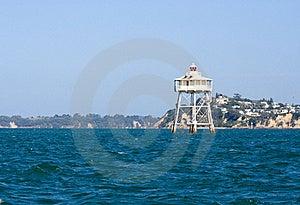 Bean Rock Lighthouse 1 Royalty Free Stock Photos - Image: 18278718