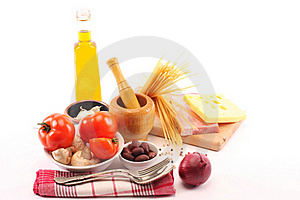 Recipe Royalty Free Stock Photos - Image: 18283208