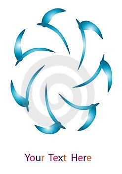 Twisted Logo Stock Images - Image: 18285064