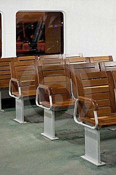 Passenger Seats Royalty Free Stock Images - Image: 18285849