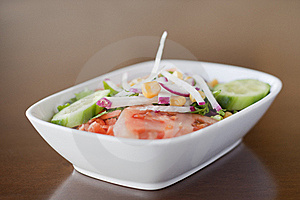 Salad Royalty Free Stock Image - Image: 18285876