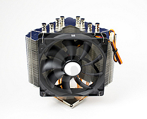 Processor Cooler Stock Photography - Image: 18288202