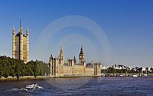 Houses Of Parliament Stock Image - Image: 18288331