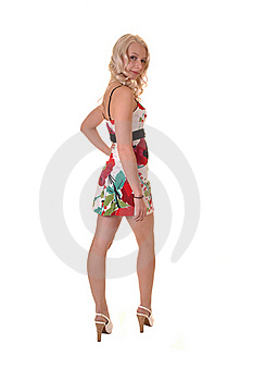 Teenager Standing. Stock Photos - Image: 18288543