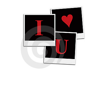 рамки пленки романтичные Стоковое Изображение RF - изображение: 18290946