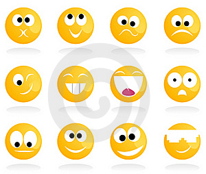 Smile3 Stock Photo - Image: 18294760