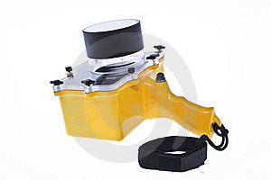 Waterproof Camera Housing Royalty Free Stock Photography - Image: 18295097