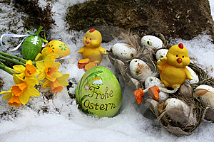 Easter Stock Photo - Image: 18296780
