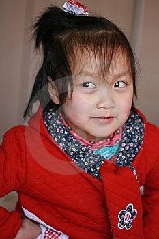 Expressive Asia Child Royalty Free Stock Image - Image: 18296886