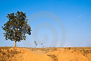 Over The Hill Royalty Free Stock Photo - Image: 18297135