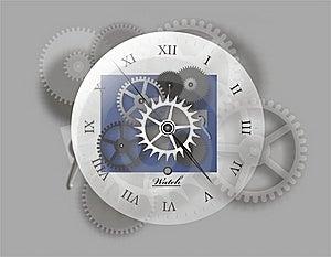Clockwork Royalty Free Stock Image - Image: 18298806