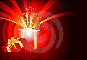 Magic Box Stock Photo - Image: 18299660