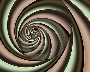 Groovy Spiral Royalty Free Stock Photo - Image: 1832575