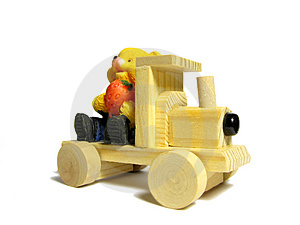Toy Train Royalty Free Stock Images - Image: 1837199