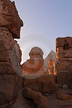 Sphinx Stock Images - Image: 18301434