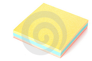 Stickies Royalty Free Stock Image - Image: 18302606