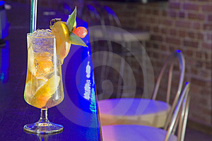 Coctail Drink Stock Images - Image: 18303054