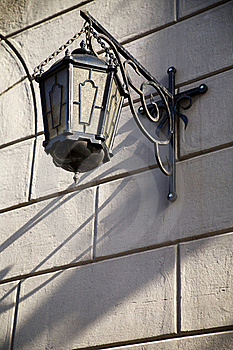 Old Street Lamp Stock Photos - Image: 18313303