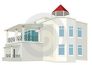 Cottage Royalty Free Stock Photo - Image: 18315365