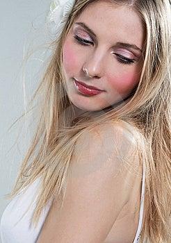 Innocent Beauty Stock Photography - Image: 18321712