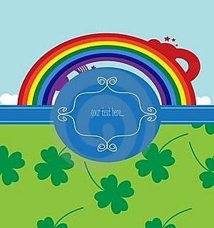 Background For St. Patrick Day Royalty Free Stock Photos - Image: 18321878