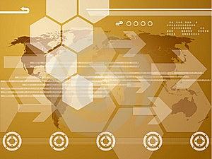 Technology Background  Stock Photo - Image: 18322500