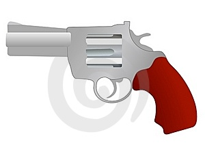 Gun Royalty Free Stock Photography - Image: 18323587