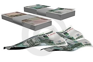 Russian Money Stock Images - Image: 18332434