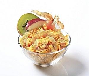 Corn Flakes Royalty Free Stock Photos - Image: 18335818