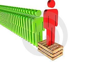 Leadership Concept Royalty Free Stock Photo - Image: 18338635