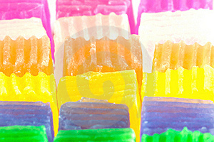 Crisp Jelly Royalty Free Stock Images - Image: 18341879