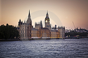 Houses Of Parliament Royalty Free Stock Image - Image: 18342106