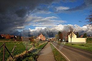 Thunderstorm Stock Image - Image: 18347471
