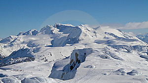 Beautiful Summits Stock Image - Image: 18355161