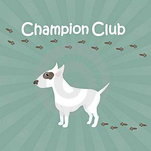 Champion Club Sign Royalty Free Stock Photos - Image: 18360448