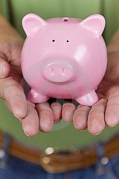 Piggy Bank Royalty Free Stock Image - Image: 18366696