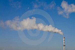 Fume Chimney Stock Images - Image: 18367404