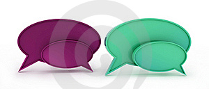 Chat Box Stock Images - Image: 18368444