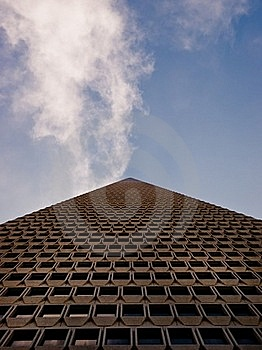 Skyscraper Royalty Free Stock Images - Image: 18368809