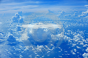Blue Sky Royalty Free Stock Photos - Image: 18374088