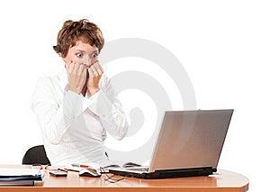 Businesswoman Stock Photo - Image: 18374490