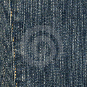 Jeans Fabric Royalty Free Stock Image - Image: 18375026