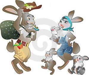 Rabbits Stock Photography - Image: 18375642
