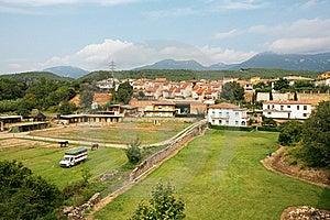Village Royalty Free Stock Photo - Image: 18381195