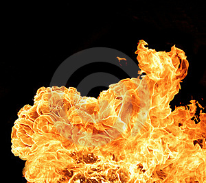 Fire Royalty Free Stock Image - Image: 18381356
