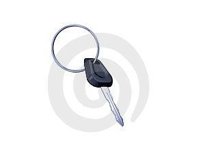 Car Key Close-up Royalty Free Stock Image - Image: 18381906