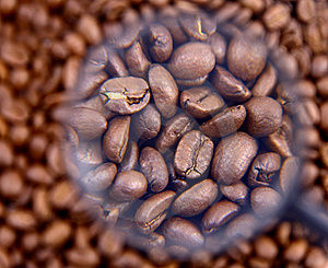 Coffee Beans Espresso Royalty Free Stock Images - Image: 18382779