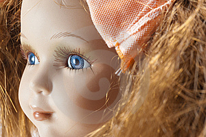 Doll Face Stock Photos - Image: 18383373