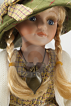 Porcelain Doll Stock Photo - Image: 18383410
