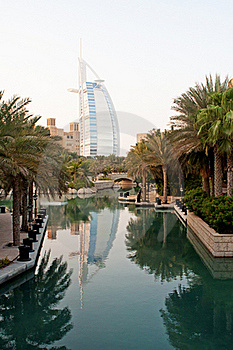 Dubai Resort Royalty Free Stock Photos - Image: 18384118